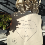 Tote bag Amoureux